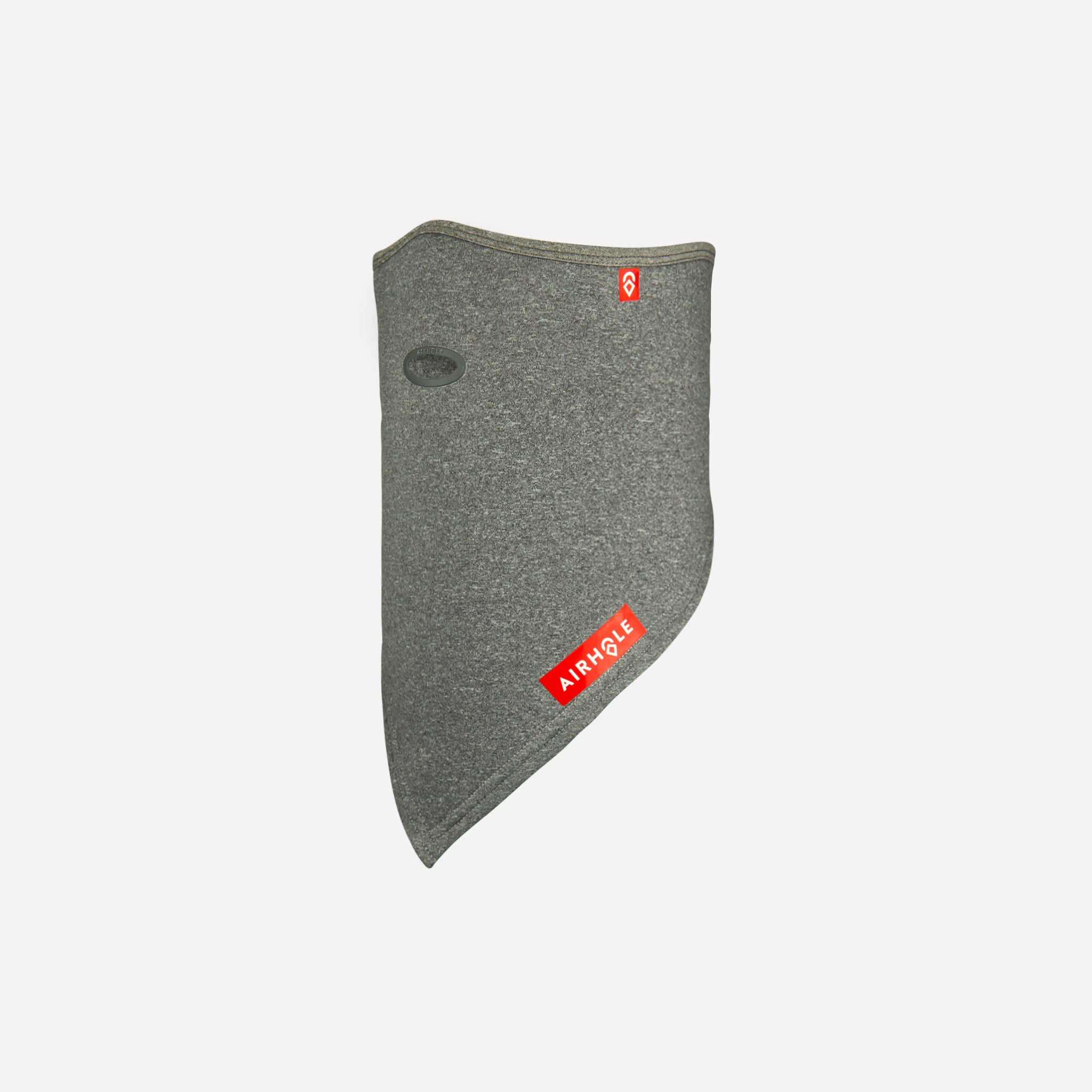 Facemask Bandana Polar Heather Grey