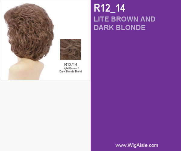 Estetica Design (Compliment) - Synthetic Full Wig