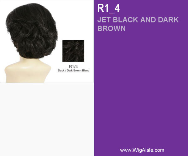Estetica Design - HALLIE - Synthetic Front Lace Wig