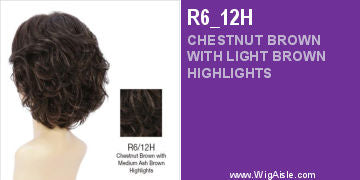 Estetica Design (Charlotte) - Synthetic Front Lace Wig