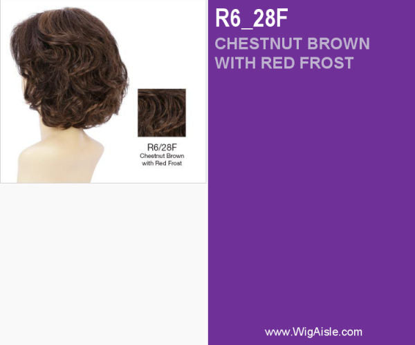 Estetica Design (Rosa) - Synthetic Full Wig