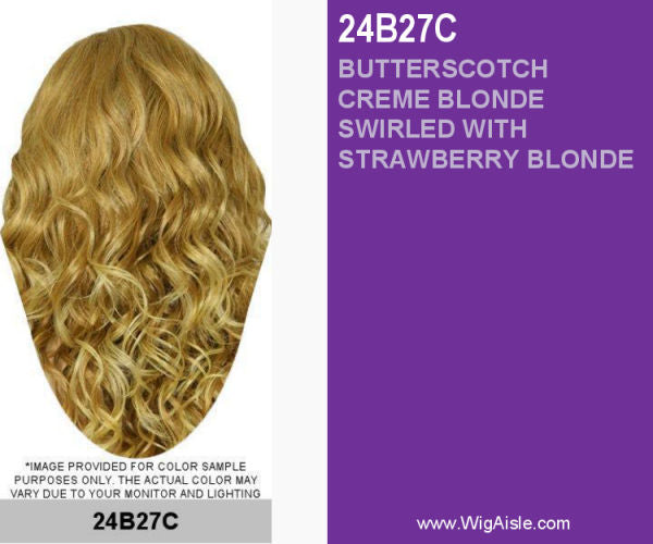 Forever Young (Refined Curls) - Heat Resistant Fiber Full Wig