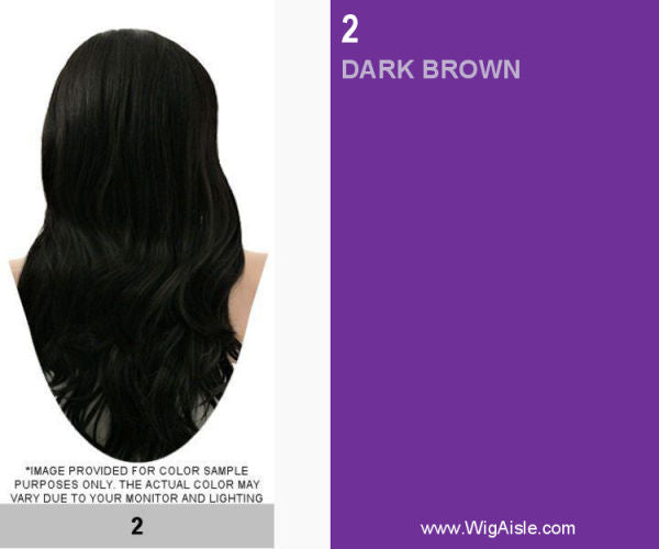 Forever Young (Indie Waves) - Heat Resistant Fiber Full Wig
