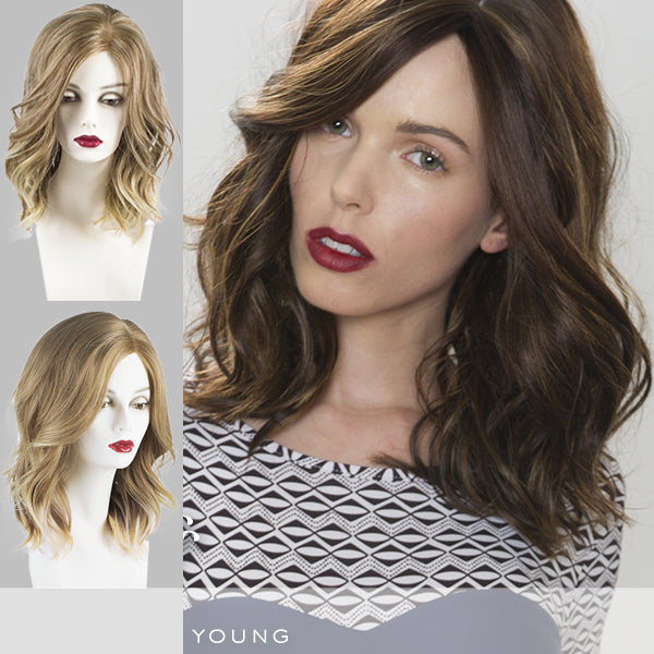 PARISIAN BOB by Forever Young in color T16_613
