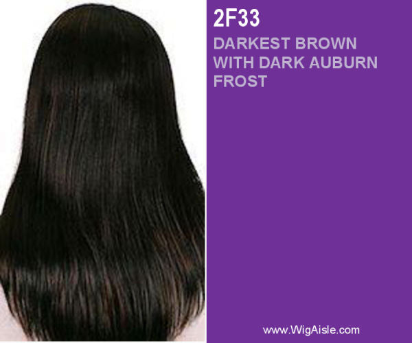 Motown Tress (FXLB-206) - Synthetic Half Wig