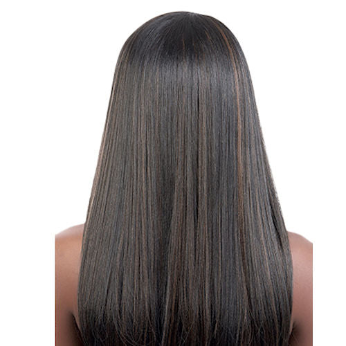 Motown Tress (HBDP. Bay) - Human Hair Blend Lace Part Wig