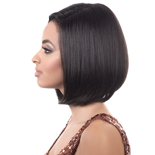 Motown Tress (HIR-Dp10) - Remy Indian Human Hair Full Wig