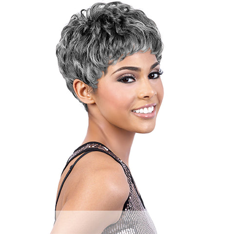 Motown Tress (Hr. Delia) - Remy Human Hair Full Wig in 280 [OVS]