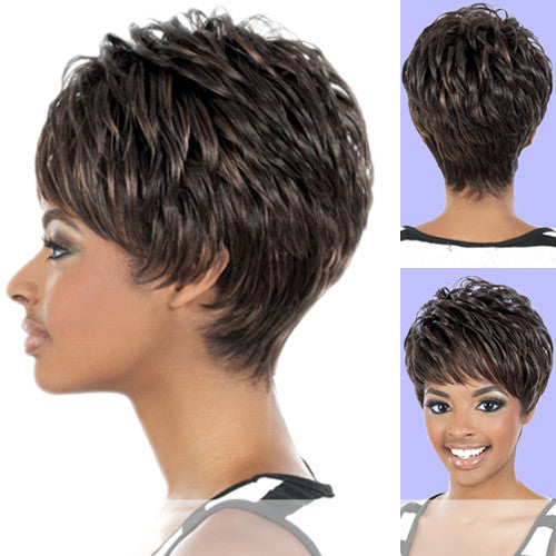 LIME (Motown Tress) - Synthetic Full Wig