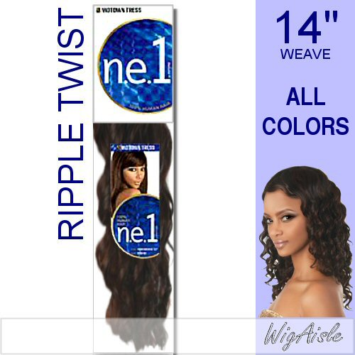 NRTW-14 by Motown Tress - Weave and Bulk in color 1