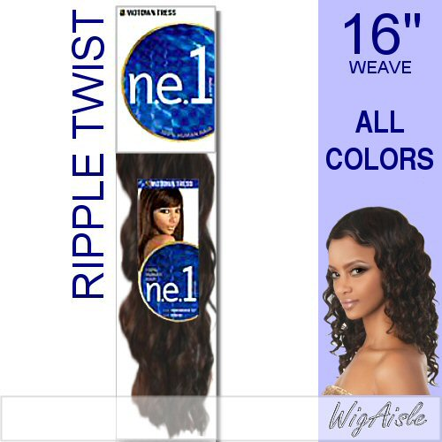 NRTW-16 by Motown Tress - Weave and Bulk in color 1