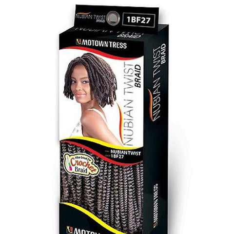 NUBIAN TWIST BRAID by Motown Tress in color 1