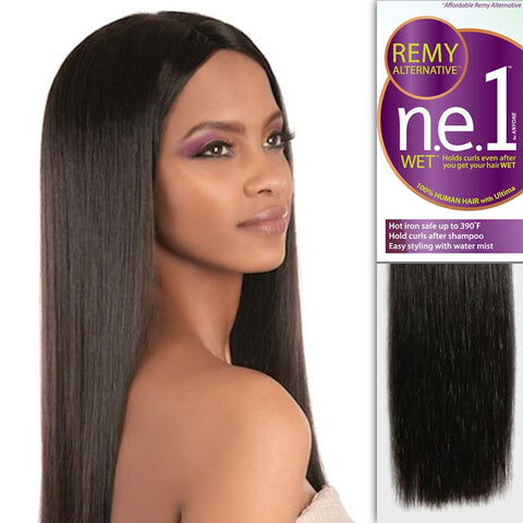 NW by Motown Tress - Weave and Bulk in color 1