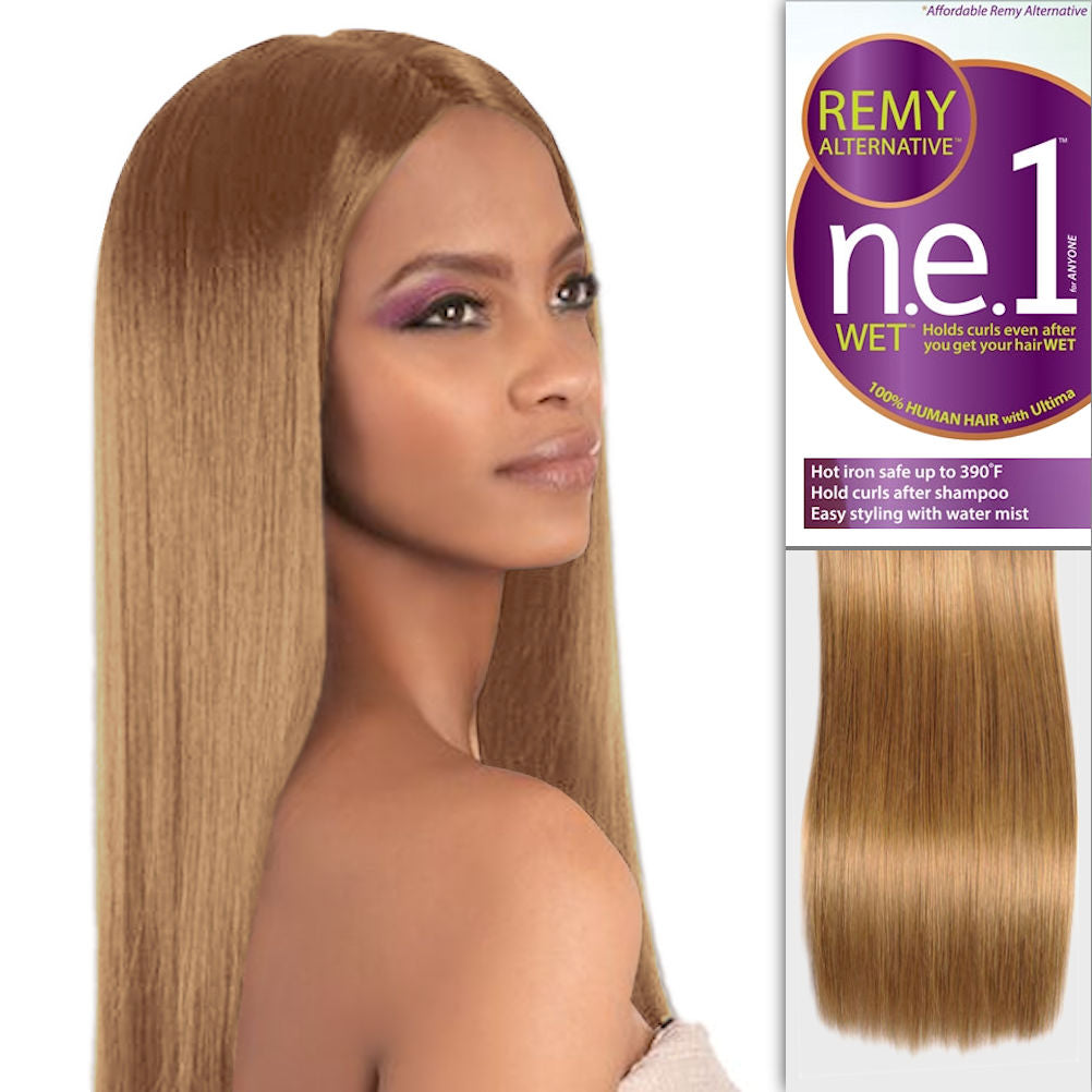 NW-L by Motown Tress - Weave and Bulk in color 27