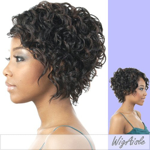 SK-AKSENT (Motown Tress) - Synthetic Full Wig