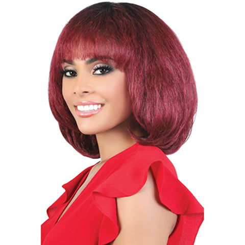Motown Tress (S.zimi) - Synthetic Full Wig in RT2_HONEYB [OVS]