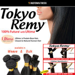 Motown Tress (Tokyo Remy Weave) - Yaky Protein Hair Blend Weave