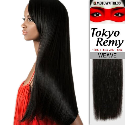 TOKYO REMY WEAVE by Motown Tress - Weave and Bulk in color 1
