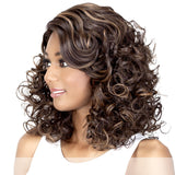 Vivica A. Fox (Cantrice) - Heat Resistant Fiber Full Wig