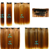 Vivica A. Fox (Clipw18-v) - Heat Resistant Fiber Clip-in Extension