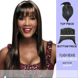 FLS-JAKYLA by Vivica A. Fox - Weave and Bulk in color P4_27_30