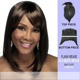 FLS-SHINY by Vivica A. Fox - Weave and Bulk in color P4_27_30
