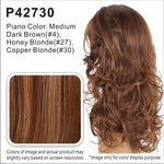 INTYKW8 by Vivica A. Fox - Weave and Bulk in color P4_27_30