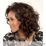 TONETTA-V (Vivica A. Fox) - Synthetic Lace Front Wig