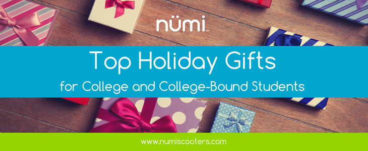 Top Holiday Gifts for College and College-Bound Students