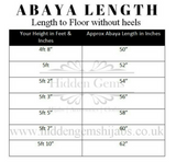 SALE Noureen Abaya | Ready to dispatch