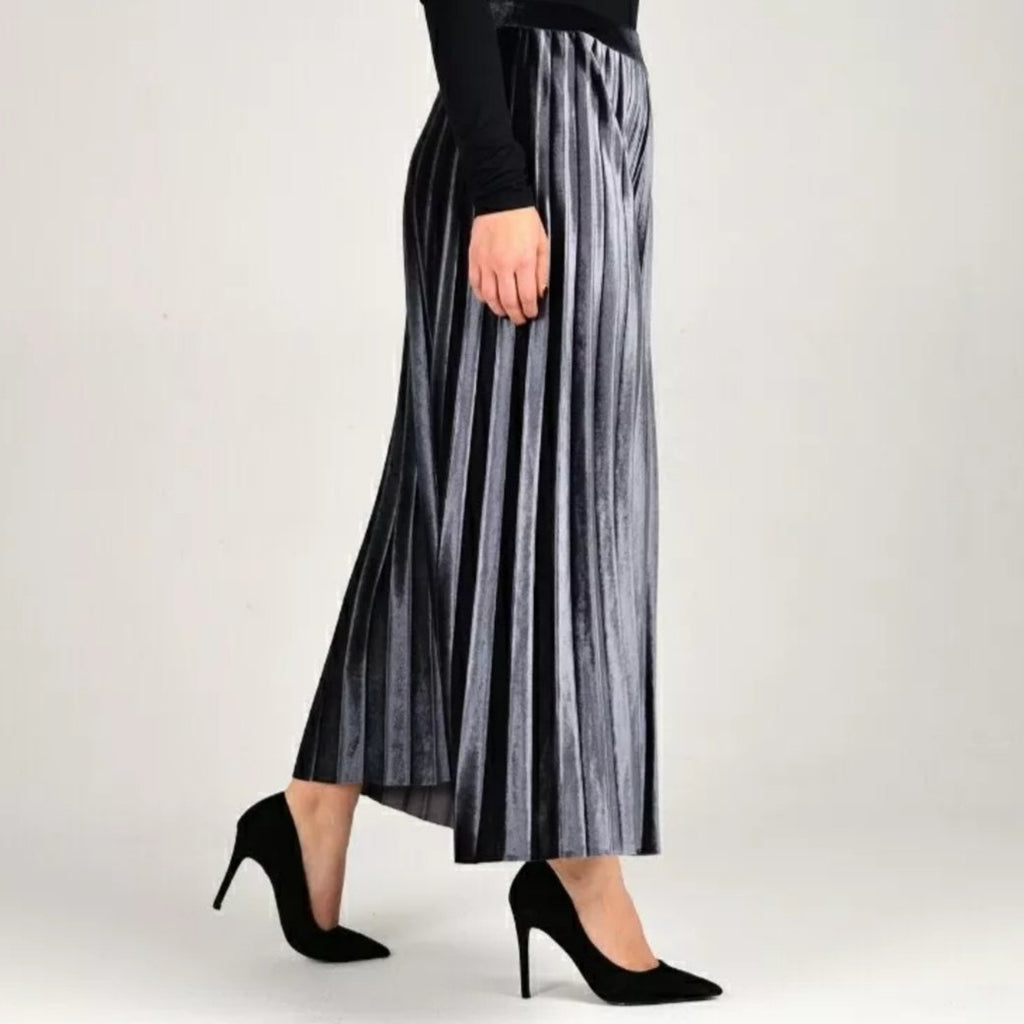 SALE Velvet Pallazzo Pants 7 colours