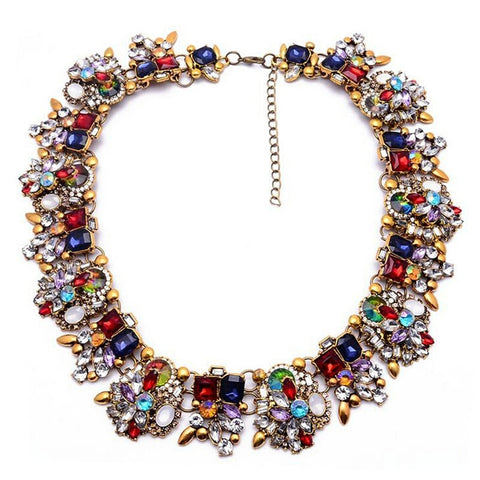Zainab | Regal Statement Necklace