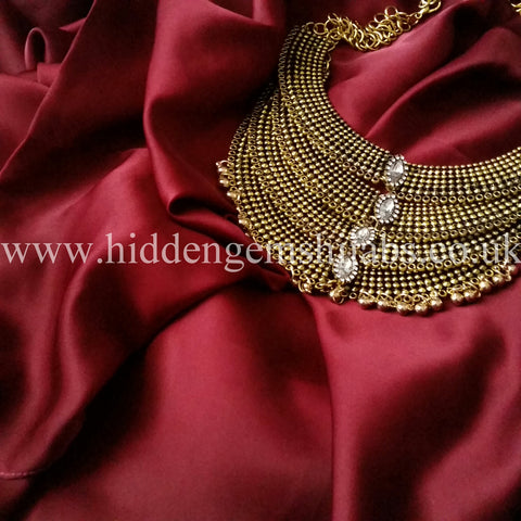 Maroon | Luxury Satin Hijab