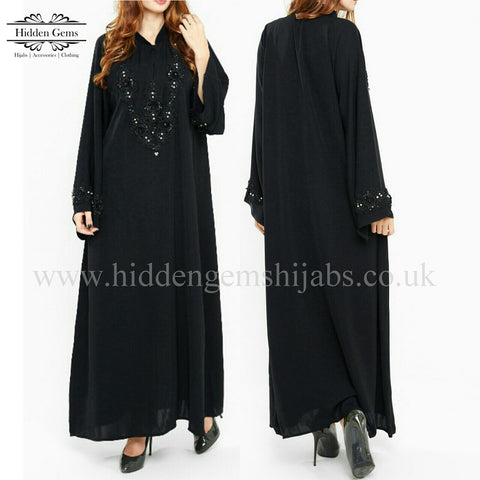H A F S A H | Closed Abaya