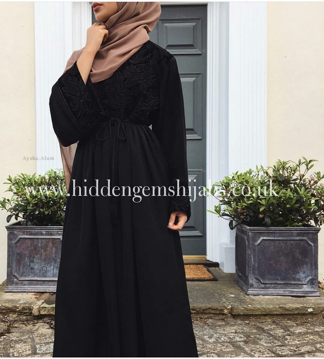 Saudah Abaya - Made to order