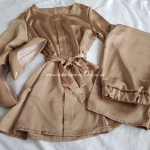 Nude Luxe Co-ord