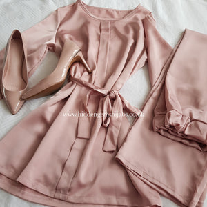 Blush Luxe Co-ord