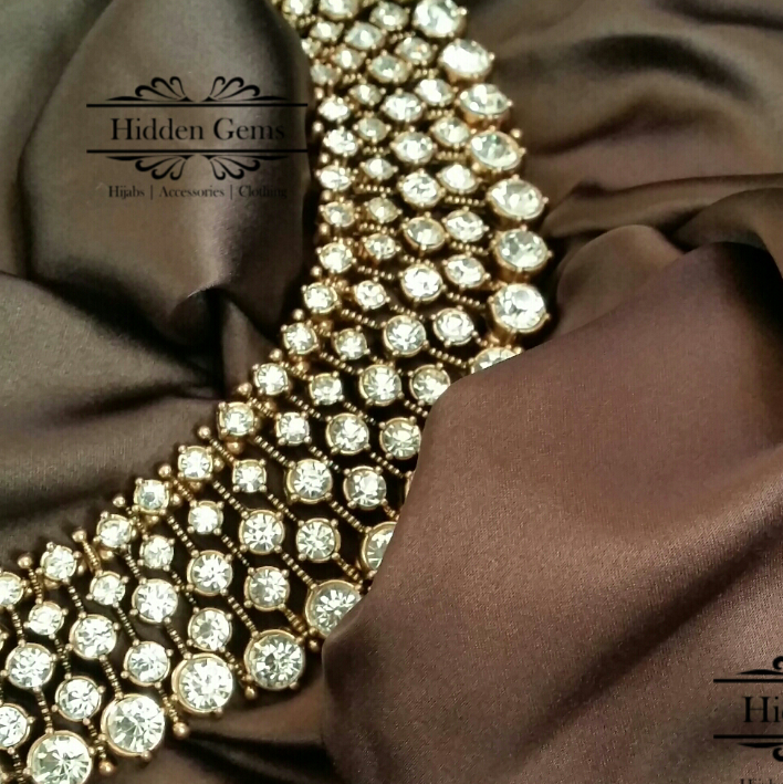 Cocoa | Luxury Satin Hijab