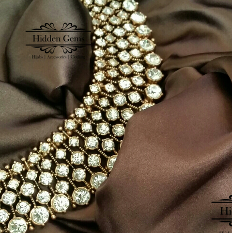 *Cocoa | Luxury Satin Hijab