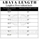 Saudah abaya Ready to dispatch