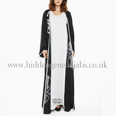 Abaya Inner Slip Dress | Made to order