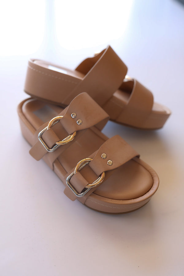 Dolce Vita Cici Sandals in Blush Stella