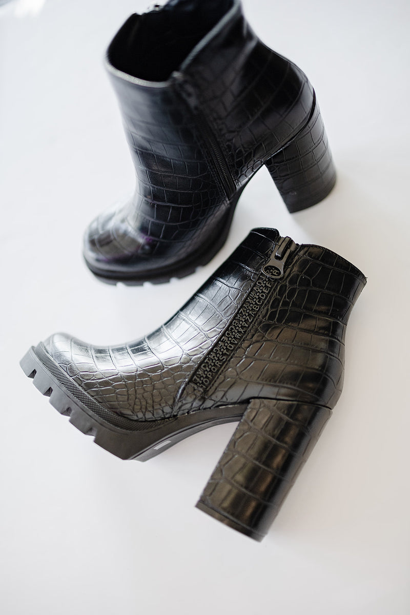 Night Walker Croc Boots
