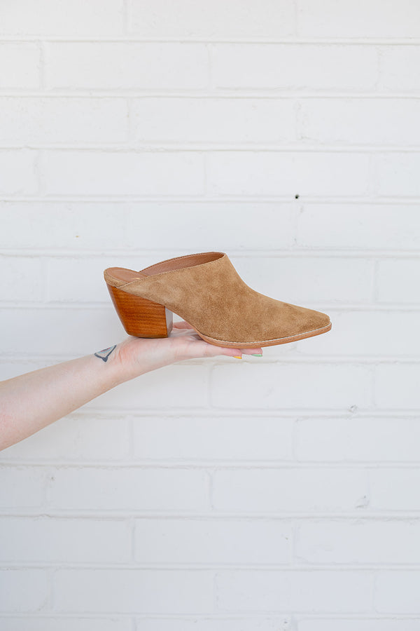 Matisse Cammy Mule - Saddle