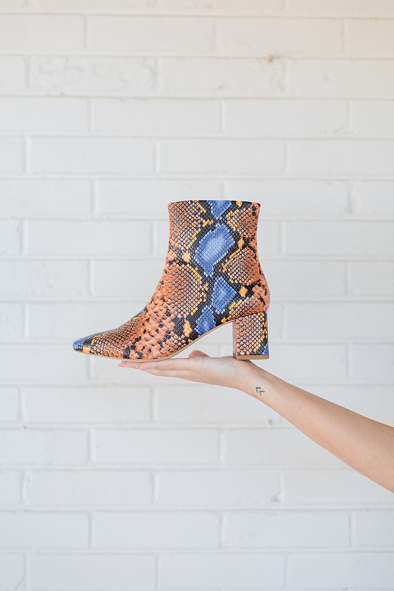 Matisse Cocoa Boot