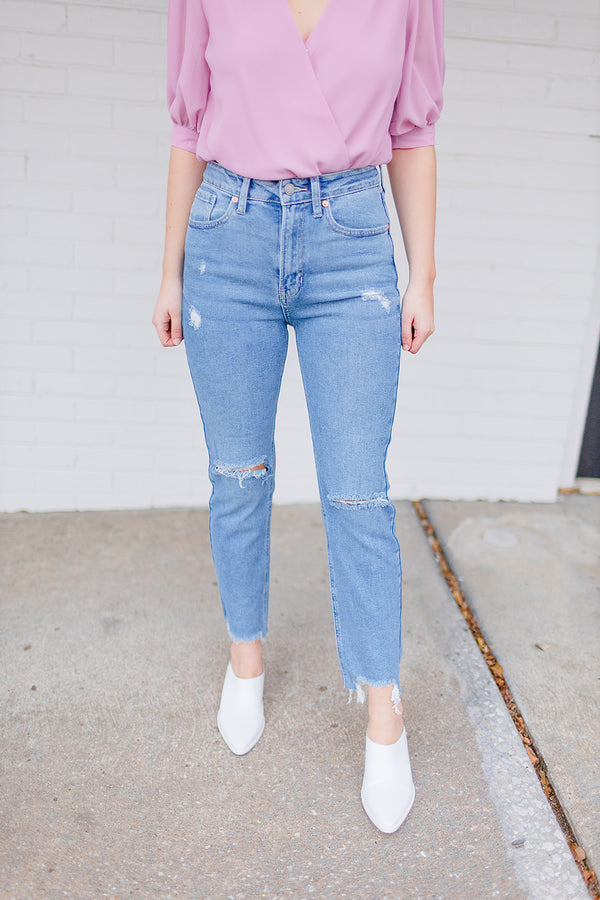 Closet Staple Straight Jean