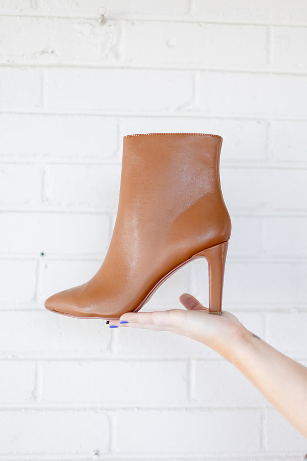 Chinese Laundry Erin Bootie - Camel
