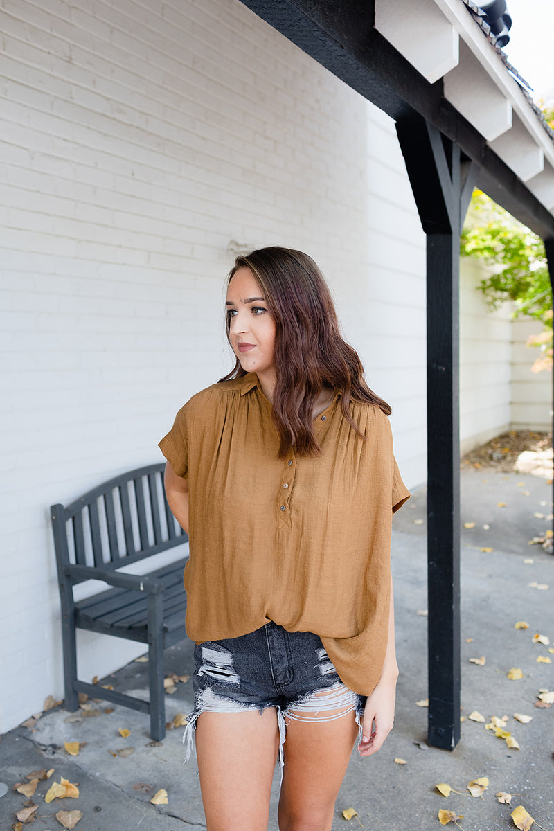 Relaxed and Cool Top