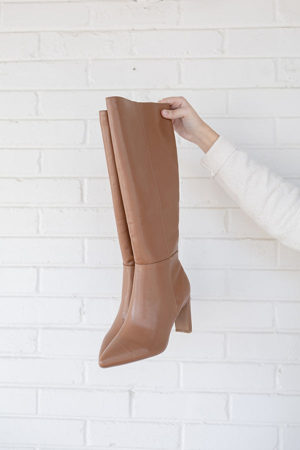 Chinese Laundry Evanna Tall Boot - Camel