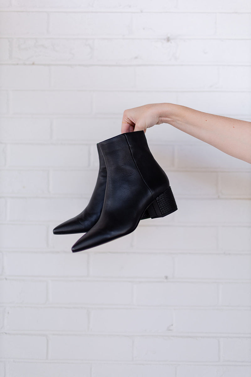 Dolce Vita Bel Booties in Black
